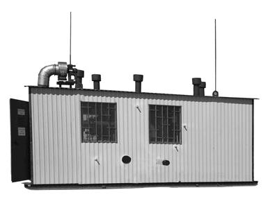 Пункты редуцирования газа «Газовичок - 30000»