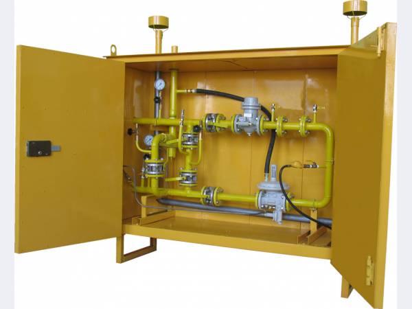 ПРДГ-10(25) пункт редуцирования давления газа